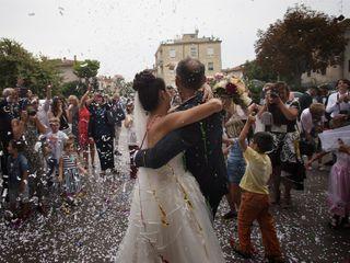 Le nozze di Lucia e Piergiorigio