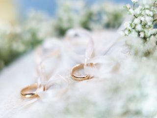 Le nozze di Elena e Alfonso 1