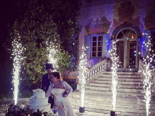 Le nozze di Daniela e Denis