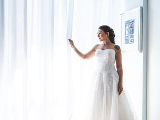 Le nozze di Elisa e Davide 1