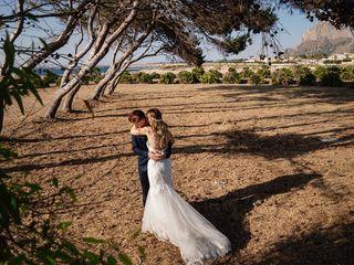 Le nozze di Gessica e Antonio