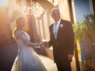 Le nozze di Giulia e Sebastiano