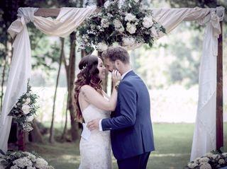 Le nozze di Erica e Michele