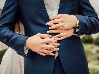 Le nozze di Giovanna e Vito