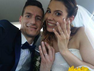 Le nozze di Stefano e Agatha