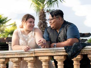 Le nozze di Valentin e Melissa