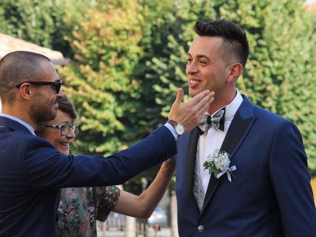 Il matrimonio di Davide e Manuela a Torrazza Coste, Pavia 3
