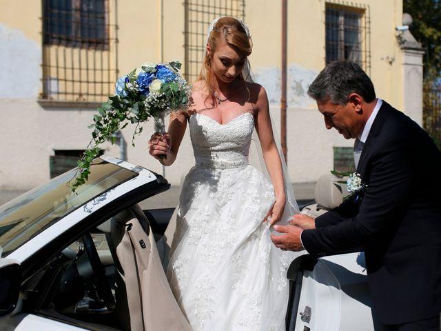 Il matrimonio di Davide e Manuela a Torrazza Coste, Pavia 5