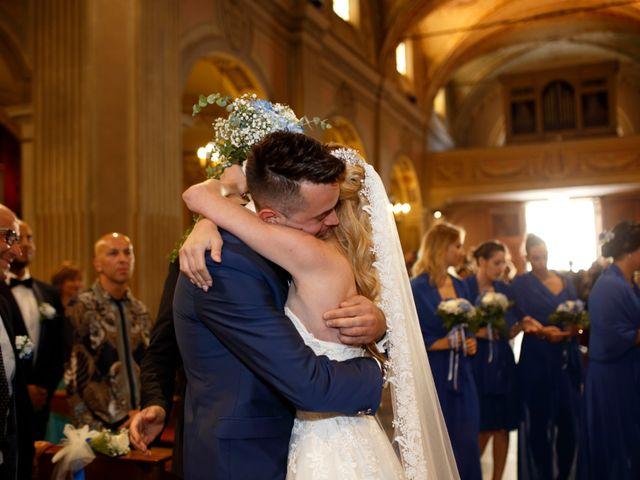 Il matrimonio di Davide e Manuela a Torrazza Coste, Pavia 6