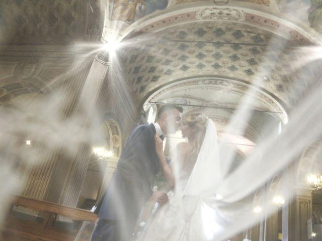 Il matrimonio di Davide e Manuela a Torrazza Coste, Pavia 7