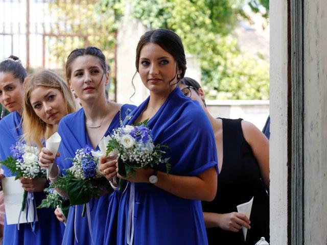 Il matrimonio di Davide e Manuela a Torrazza Coste, Pavia 8