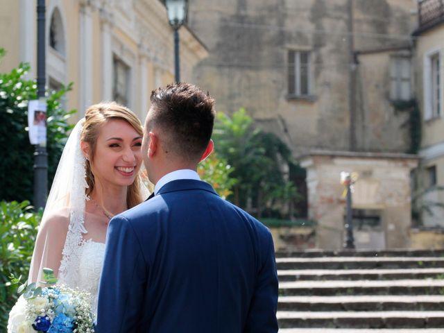 Il matrimonio di Davide e Manuela a Torrazza Coste, Pavia 9
