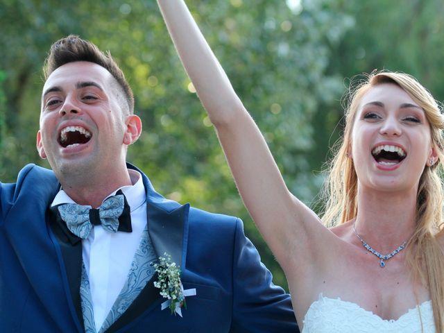 Le nozze di Manuela e Davide