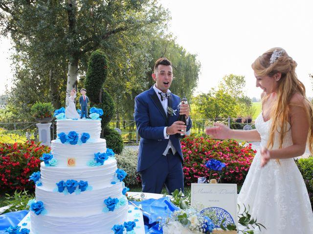 Il matrimonio di Davide e Manuela a Torrazza Coste, Pavia 18