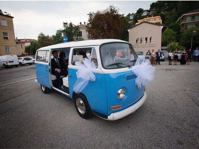 Il matrimonio di Piergiorigio e Lucia a Pesaro, Pesaro - Urbino 1