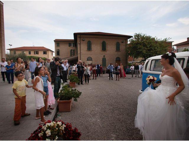 Il matrimonio di Piergiorigio e Lucia a Pesaro, Pesaro - Urbino 3