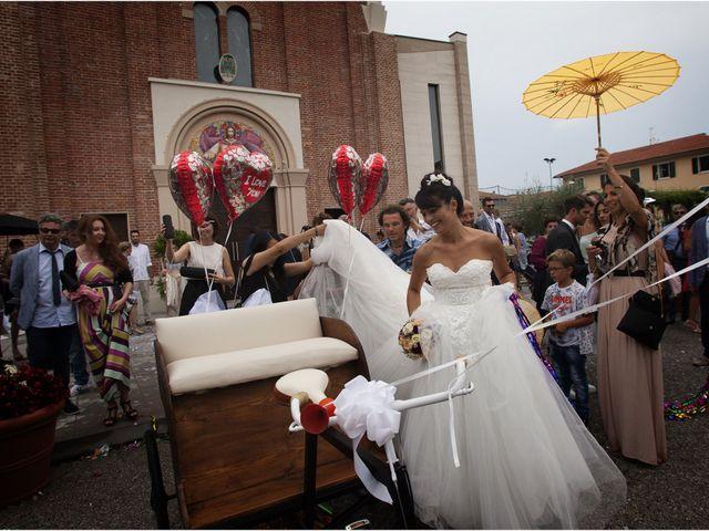 Il matrimonio di Piergiorigio e Lucia a Pesaro, Pesaro - Urbino 16