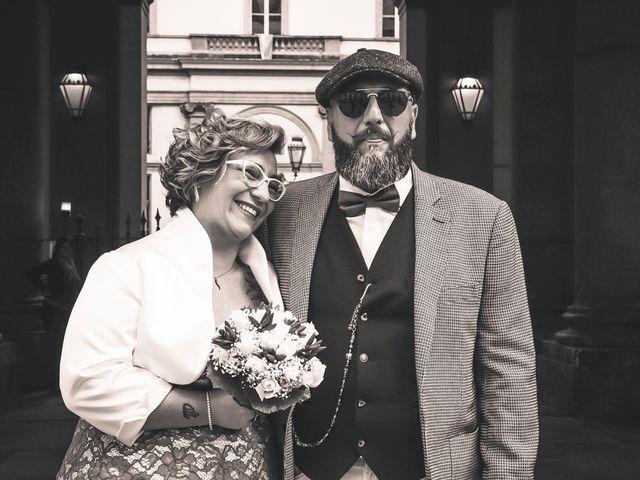 Il matrimonio di Felice e Franca a Torino, Torino 13