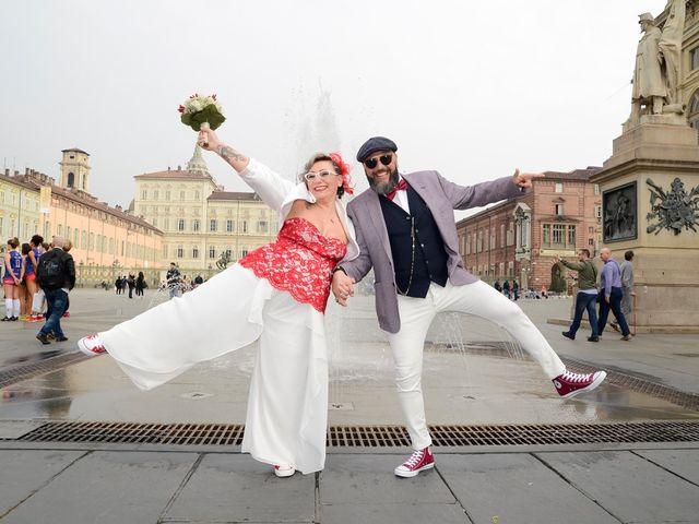 Il matrimonio di Felice e Franca a Torino, Torino 17
