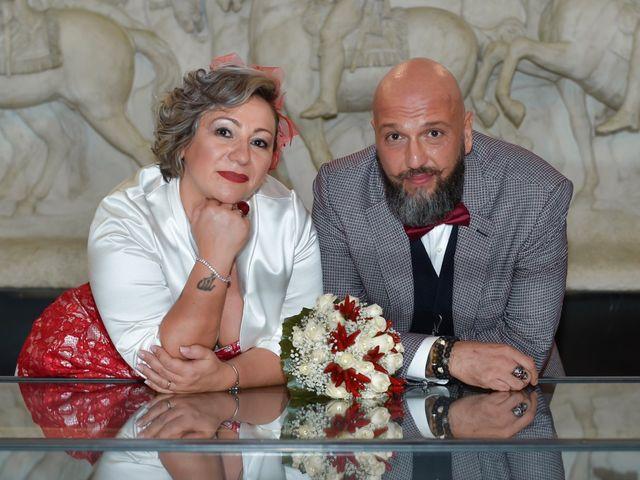 Le nozze di Franca e Felice