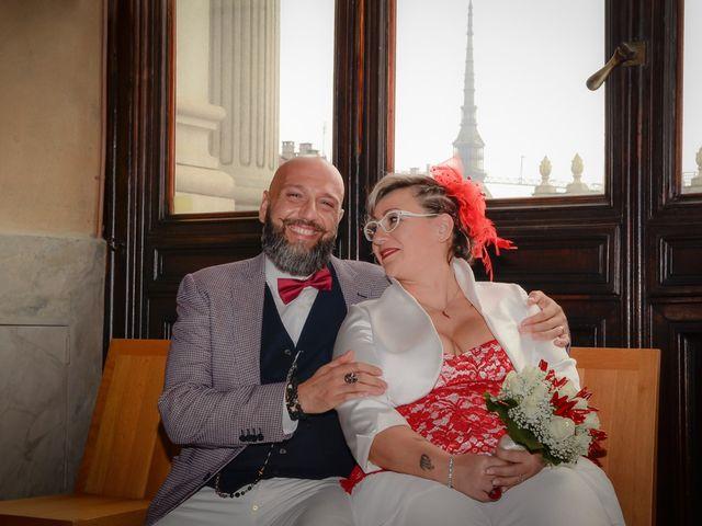 Il matrimonio di Felice e Franca a Torino, Torino 21