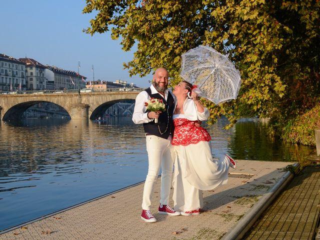 Il matrimonio di Felice e Franca a Torino, Torino 22