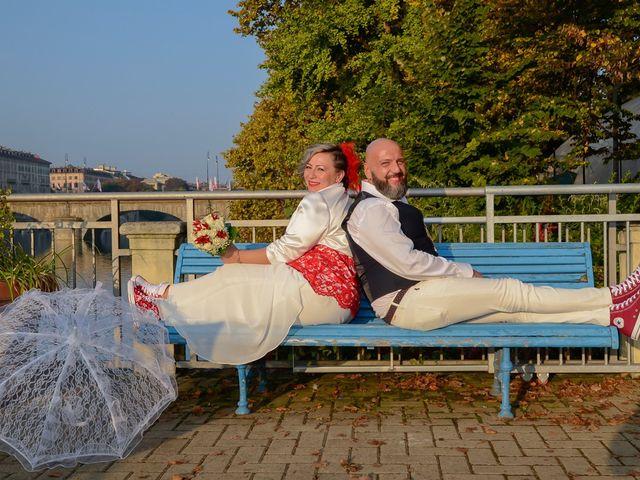 Il matrimonio di Felice e Franca a Torino, Torino 29