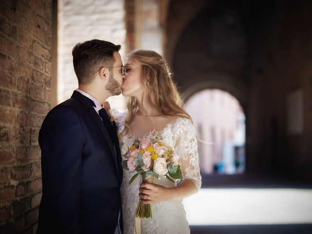 Le nozze di Mariapaola e Alex