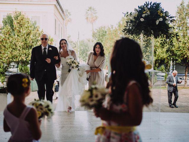 Il matrimonio di Marco e Nunzia a Vietri sul Mare, Salerno 14