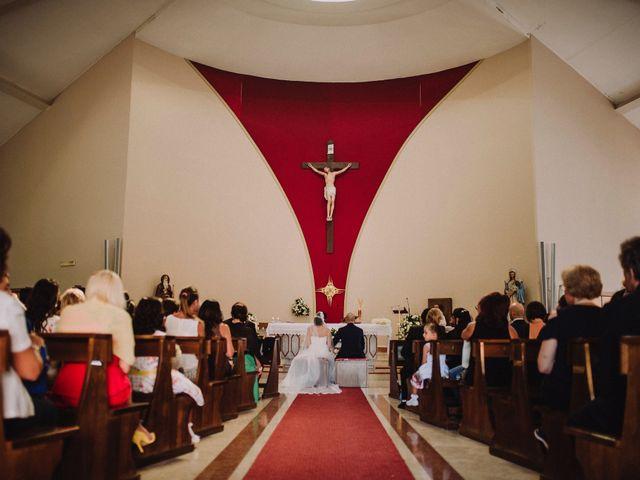 Il matrimonio di Marco e Nunzia a Vietri sul Mare, Salerno 15