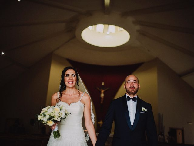 Il matrimonio di Marco e Nunzia a Vietri sul Mare, Salerno 19