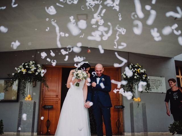 Il matrimonio di Marco e Nunzia a Vietri sul Mare, Salerno 20