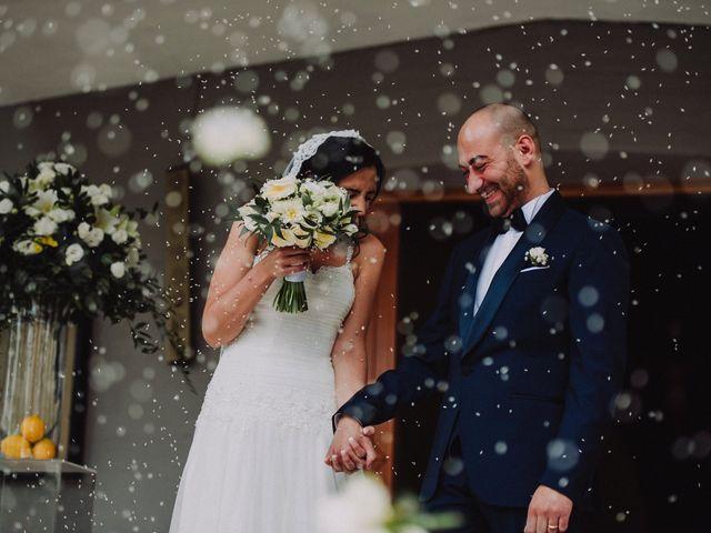 Il matrimonio di Marco e Nunzia a Vietri sul Mare, Salerno 21