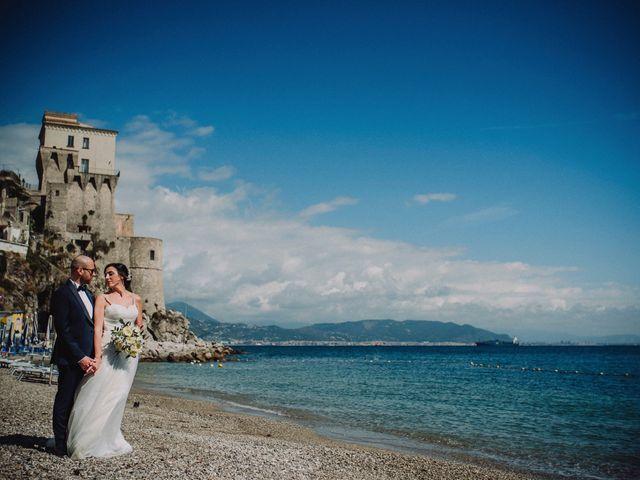 Il matrimonio di Marco e Nunzia a Vietri sul Mare, Salerno 25