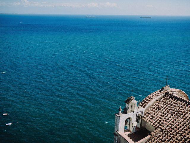 Il matrimonio di Marco e Nunzia a Vietri sul Mare, Salerno 29