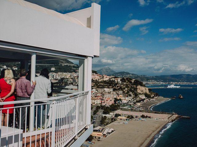 Il matrimonio di Marco e Nunzia a Vietri sul Mare, Salerno 30