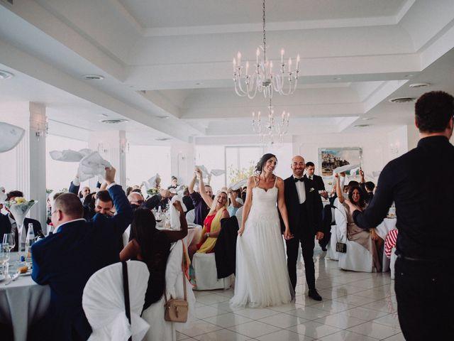 Il matrimonio di Marco e Nunzia a Vietri sul Mare, Salerno 35