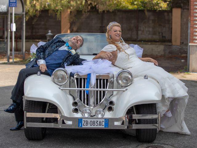 Il matrimonio di Paolo e Samantha a Vigevano, Pavia 2