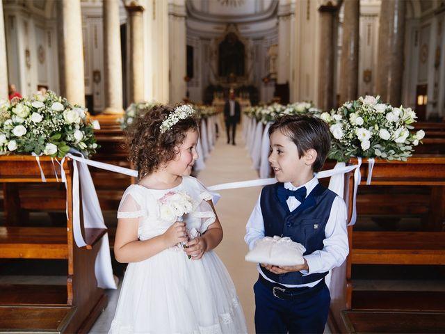Il matrimonio di Antonio e Gessica a Terrasini, Palermo 36