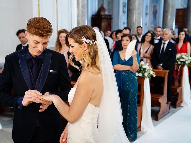 Il matrimonio di Antonio e Gessica a Terrasini, Palermo 40