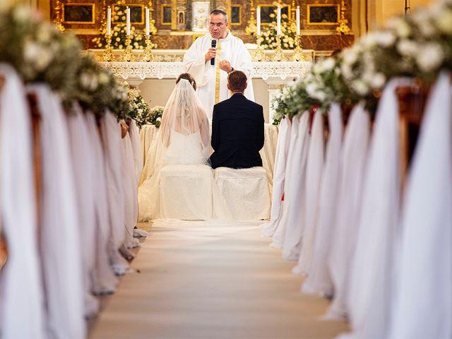 Il matrimonio di Antonio e Gessica a Terrasini, Palermo 41