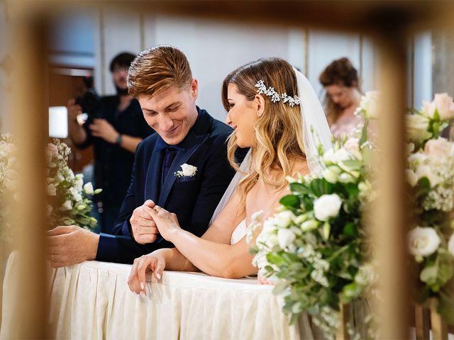 Il matrimonio di Antonio e Gessica a Terrasini, Palermo 43
