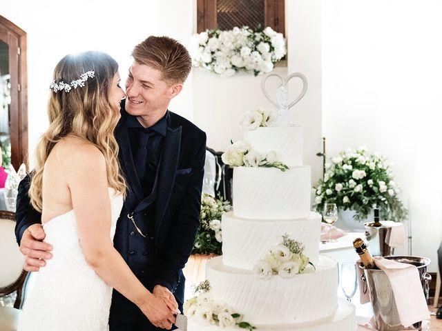 Il matrimonio di Antonio e Gessica a Terrasini, Palermo 73