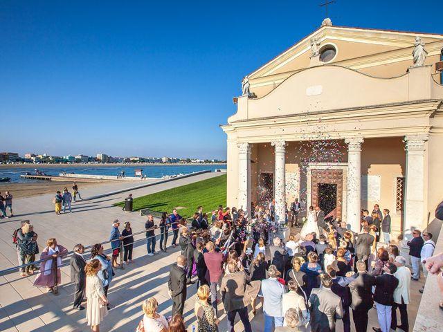 Il matrimonio di Sebastiano e Giulia a Caorle, Venezia 15