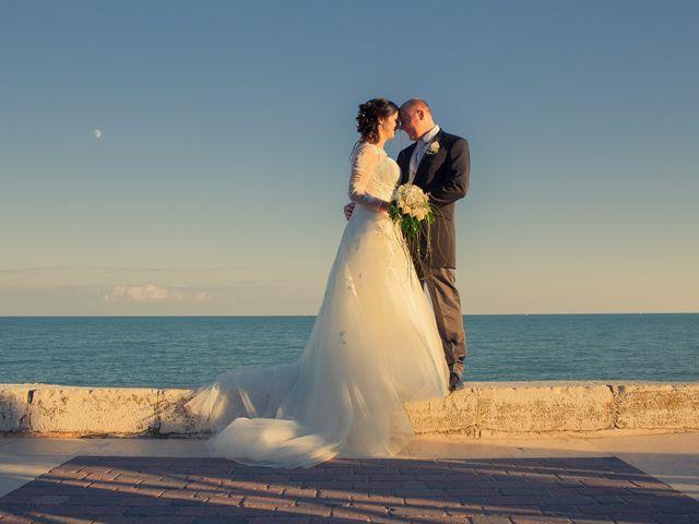 Il matrimonio di Sebastiano e Giulia a Caorle, Venezia 21