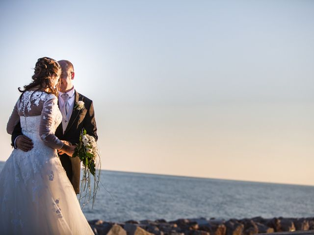 Il matrimonio di Sebastiano e Giulia a Caorle, Venezia 23