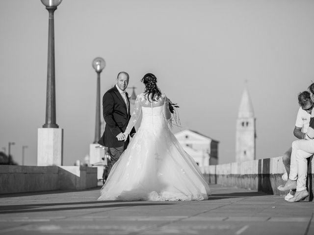 Il matrimonio di Sebastiano e Giulia a Caorle, Venezia 24