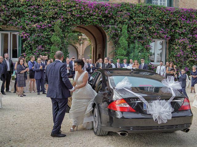 Il matrimonio di Domenico e Silvia a Pisticci, Matera 14