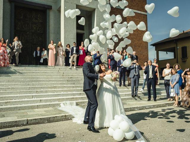 Il matrimonio di Pietro e Gloria  a Verano Brianza, Monza e Brianza 10