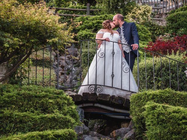 Il matrimonio di Pietro e Gloria  a Verano Brianza, Monza e Brianza 13